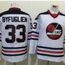 2016 Heritage Classic Jersey Winnipeg Jets Hockey 33 Dustin Byfuglien