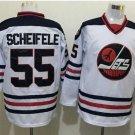 2016 Heritage Classic Jersey Winnipeg Jets Hockey 55 Mark Scheifele