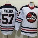 2016 Heritage Classic Jersey Winnipeg Jets Hockey 57 Tyler Myers