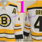 Boston Bruins #4 Bobby Orr 2016 Ice Winter Jersey Hockey Jerseys Authentic Stitched