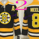 Boston Bruins  #8 cam neely 2016 Ice Winter Jersey Hockey Jerseys Authentic Stitched