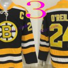 Boston Bruins #24 O'Reilly 2016 Ice Winter Jersey Hockey Jerseys Authentic Stitched