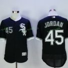 2017 Flexbase Stitched Chicago White Sox 45 Retro Black Pullover Baseball Jerseys Home Away Road S7