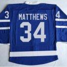 2016 New TOT JAMES #34 auston matthews Jersey Blue PITTSBURGH Jerseys