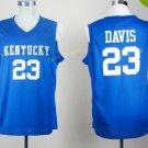 Kentucky Wildcats Jerseys 2017 College 23 Anthony Davis Home Blue