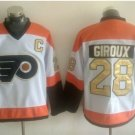 Philadelphia Flyers 50th Anniversary Jerseys 2016 Hockey 28 Claude Giroux