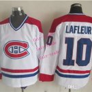 canadiens #10 guy lafleur red.jpg 2015 Ice Winter Jersey White Hockey Jerseys Authentic Stitched