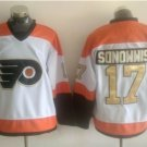 Philadelphia Flyers 50th Anniversary Jerseys 2016 Hockey 17 Wayne Simmonds