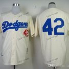los angeles dodgers #42 jackie robinson 2015 Baseball Jersey Cream Rugby Jerseys Authentic Stitched