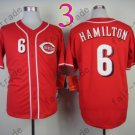Billy Hamilton Jersey, Stitched Cincinnati red Jerseys
