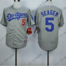 Corey Seager Jersey 5# Home Away Gray Los Angeles Dodgers Uniforms