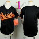 Baltimore Orioles Youth Jersey Kid White Black