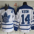Toronto #14 Dave Keon Throwback Vintage Jersey ICE Hockey Jerseys Heritage Stitched