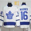 Toronto Maple Leafs #16 Mitchell Marner White 2017 Hockey Jerseys Ice Winter Jersey All Stitched
