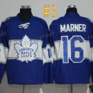 Toronto Maple Leafs #16 Mitchell Marner Blue 2017 Hockey Jersey Ice Winter Jersey Stitched