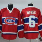 montreal canadiens #6 shea weber red 2017 Hockey Jerseys Ice Winter Jersey All Stitched