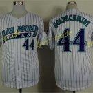 Vintage 44 Paul Goldschmidt Jersey White Arizona Diamondbacks Baseball Goldschmidt Style 2