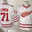 017 Centennial Classic Hockey Jerseys Detroit Red Wings 71 Dylan Larkin White