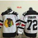 2016 Stadium Series Chicago Blackhawks Jerseys Multi #72 Artemi Panarin Blackhawks Jersey Stitched