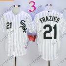 Todd Frazier Jersey,Chicago White Sox 21 Todd Frazier Jersey Pinstripe