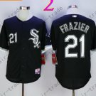 Todd Frazier Jersey,Chicago White Sox 21 Todd Frazier Jersey Black