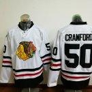2017 Winter Classic Jerseys Chicago Blackhawks Hockey 50 Corey Crawford