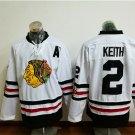 2017 Winter Classic Jerseys Chicago Blackhawks Hockey 2 Duncan Keith