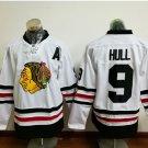 2017 Winter Classic Jerseys Chicago Blackhawks Hockey  9 Bobby Hull