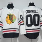 2017 Winter Classic Jerseys Chicago Blackhawks Hockey 00 Clark Griswold