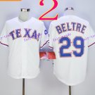 Texas Rangers #29 Adrian Beltre 2015 Baseball Jersey White Rugby Jerseys Authentic Stitched