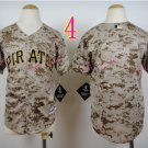 Pittsburgh Pirates Youth Jersey Camo Kid Jersey