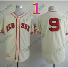 Ted Williams Jersey Cream Cool Base Boston Red Sox Jerseys