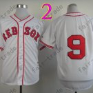 Ted Williams Jersey White Cool Base Boston Red Sox Jerseys