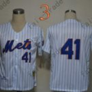 2015 New York Mets #41 Tom Seaver Jersey White Stitched Authentic