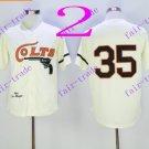houston colt .45s 1964 #35 joe morgan 2016 Baseball Jersey Authentic Stitched