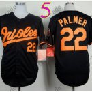 Jim Palmer Jersey Vintage Baltimore Orioles Throwback Jerseys Black