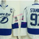 #91 steven stamkos 2015 Ice Winter Jersey White Hockey Jerseys Authentic Stitched