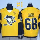 Pittsburgh Penguins #68 Jaromir Jagr 2017 Hockey Ice Winter Jersey All Stitched