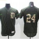2017 Flexbase Stitched Detroit Tigers 24 Miguel Cabrera Baseball Jerseys