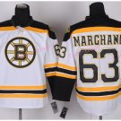 Boston Bruins 2016 Winter Classic Jersey #63 Brad Marchand White All Stitched New Style Jerseys