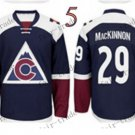 2016 Stadium Series Colorado Avalanche #29 Nathan MacKinnon Ice Winter Jersey Authentic Stitched