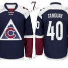 2016 Stadium Series Colorado Avalanche #40 Alex Tanguay Ice Winter Jersey Authentic Stitched