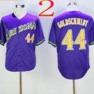 arizona diamondbacks #44 paul goldschmidt 2016 Baseball Jersey
