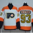 Philadelphia Flyers 2017 Stadium Series Jerseys Hockey 93 Jakub Voracek White