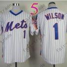 Mookie Wilson Jersey 2015 New York Mets Jerseys Throwback White