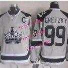 kings #99 wayne gretzky 2015 Ice Winter Jersey Grey Hockey Jerseys Authentic Stitched