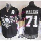 pittsburgh penguins #71 evgeni malkin 2015 Ice Winter Jersey Black Hockey Authentic Stitched