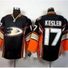 Men's Anaheim Ducks Hockey Jersey Black 2016 Alternate 17 Ryan Kesler Stitched Jersey