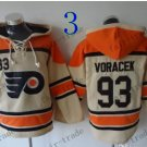 Philadelphia Flyers #93 jakub voracek Hockey Hooded Stitched