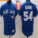 2016 Flexbase Stitched Toronto Blue Jays #54 Osuna Blue Jersey